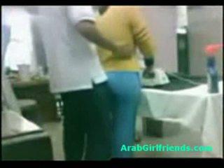 Guy fucks paffuto egiziano fidanzata su amatoriale spiare cam