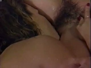 any pussy licking watch, real shower hot, fun lesbian fresh