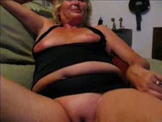 blondes, granny, fat