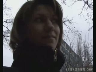 echt realiteit video-, europese, vers sex voor geld film