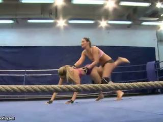 lesbian any, real lesbian fight, hottest muffdiving