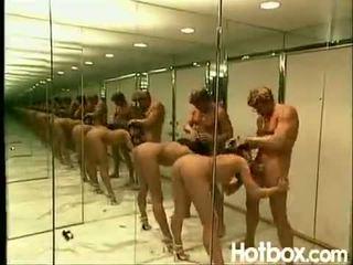 Dru berrymore 거울 방