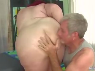 Raunchy Sex Massage for Fat Floozy Miss Ladycakes: Porn 6b