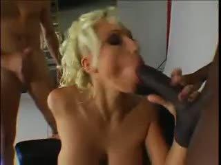 Nikki Hunter vs Lex Steele and Partner