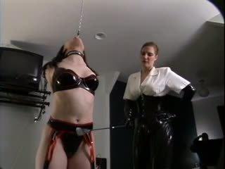 Latex bondage bdsm