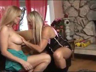 kwaliteit blondjes, zien lesbiennes, zien matures thumbnail