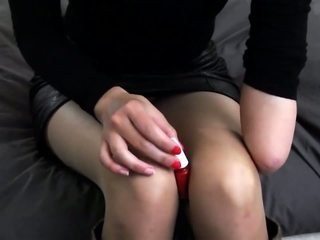Amputee Stump Massage, Free Amputee Porn Video 02