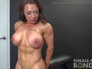 grote tieten thumbnail, vol fbb tube, female muscle