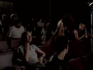 Sex im öffentlich kino