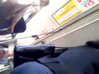 Polki W Autobusie - Jakie Czujne