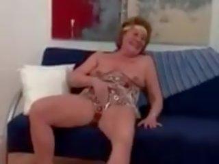 Fucks Oma Groß Enkel Meise HQ BUTT.