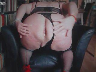 Sticking un pepino en mi gorda culo, gratis porno 97