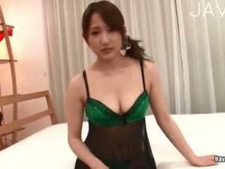 you brunette real, ideal japanese fresh, massage best
