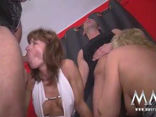 groepsseks, swingers porno, matures gepost