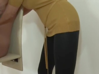 Lady Sonia Leggings Suck Handjob & Cum, Porn c9