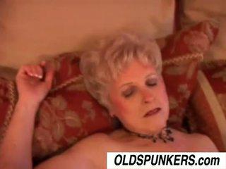 oud, beste grootmoeder video-, meer oud seks