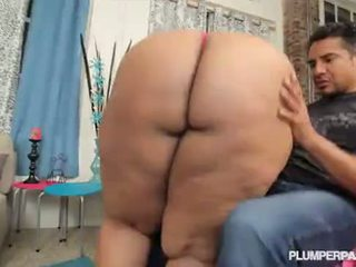 ideal chubby thumbnail, more bbw clip, hottest fat fucking
