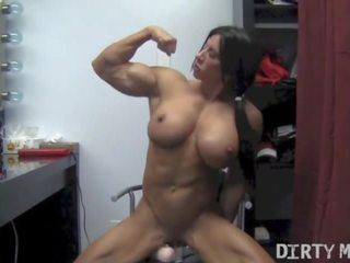 plezier seksspeeltjes vid, muscular women