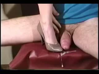 cumshots, handjobs, foot fetish