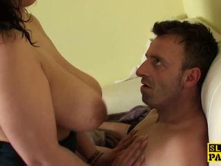 British Sub Anastasia Lux Doggystyled by Dom: Free Porn 8d