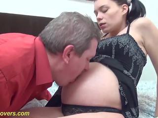 orale seks seks, vaginale sex mov, heetste kaukasisch