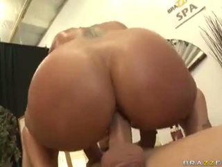 Flower tucci в sophisticated анал destruction