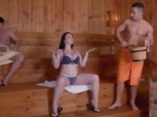 heet actie, sauna