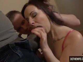 brunette, big dick ideal, vaginal sex great