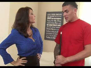 Mom wants sons friends yoing cock