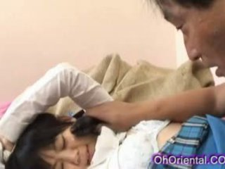 best japanese ideal, real blowjob, see uniform