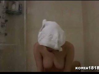 groot, heet tieten klem, korea