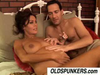 cumshots, big boobs, brunettes, matures
