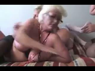 груповий секс, старенькі штаб, гаряча зрілі