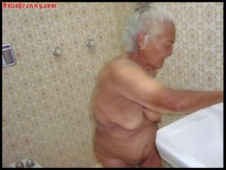 real granny online, best grannies, compilation
