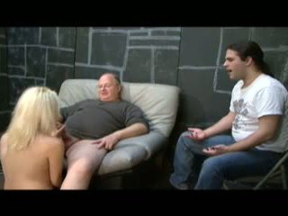 Husband Watches Old Man Dom the Wife, Porn 14
