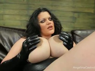 I madh titted angelina castro cocks dominim!