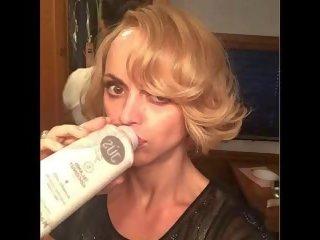 Christina Ricci Jerk off Challenge, Free Porn 94