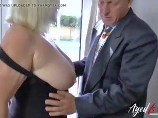 ideaal blondjes, plezier bbw mov, ideaal brits video-