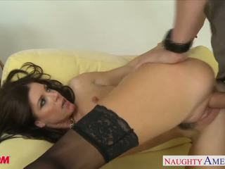 you brunette rated, doggystyle, cougar