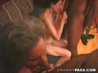 Interracial Granny Anal, Free Interracial Anal Porn Video 43