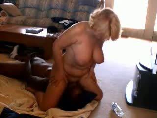 Horny Mature Wife Adoring Black Dicks, Porn 33