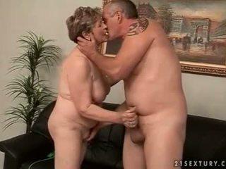 suge, bbw, vechi, bunică