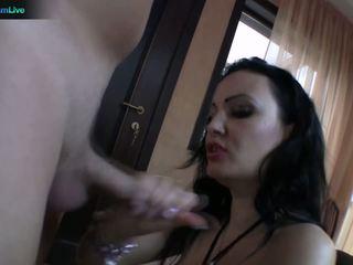 Lorain duval прецака на на билярд маса, hd порно ac