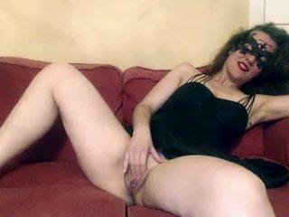JOI BigDildo Fucking Creamy Cum Italian. Hotwife Venus.