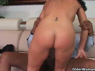 Hot milf Kendra Secrets fucked by big black cock
