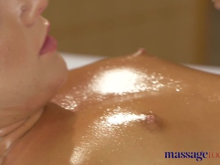 Massage Rooms Anal Creampie Fucking for Sexy Young...