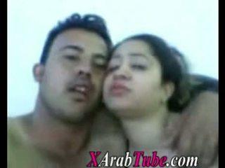 Hot Iraq Couple Fucking On The Floor