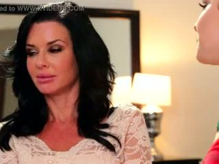 "Step-Mother Veronica Avluv and Katie St. Ives Lesbian Affair <span class=""duration"">- 6 min</span>"