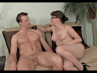 Big Cock for My Horny Mature Therapist, Porn e5