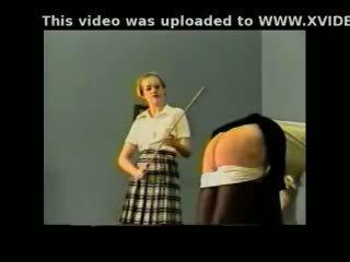 mooi pijn scène, dominatrix, kijken extreem actie